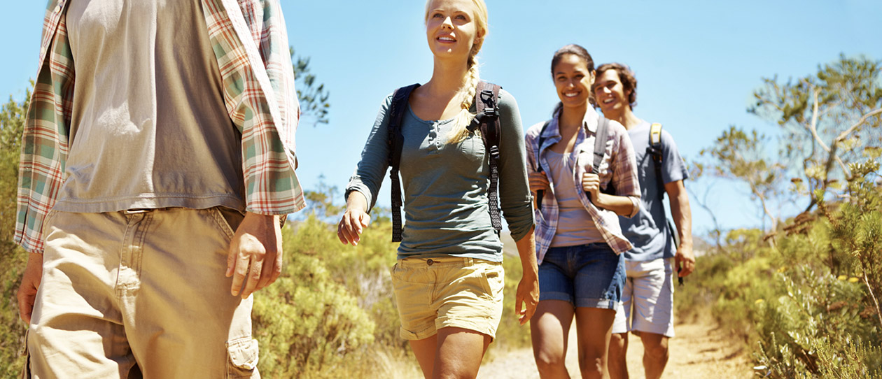 Bushwalk your way to a better body
