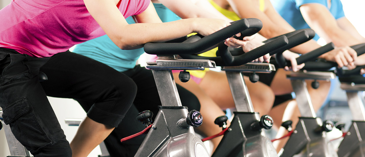 Get on your bike to burn fat