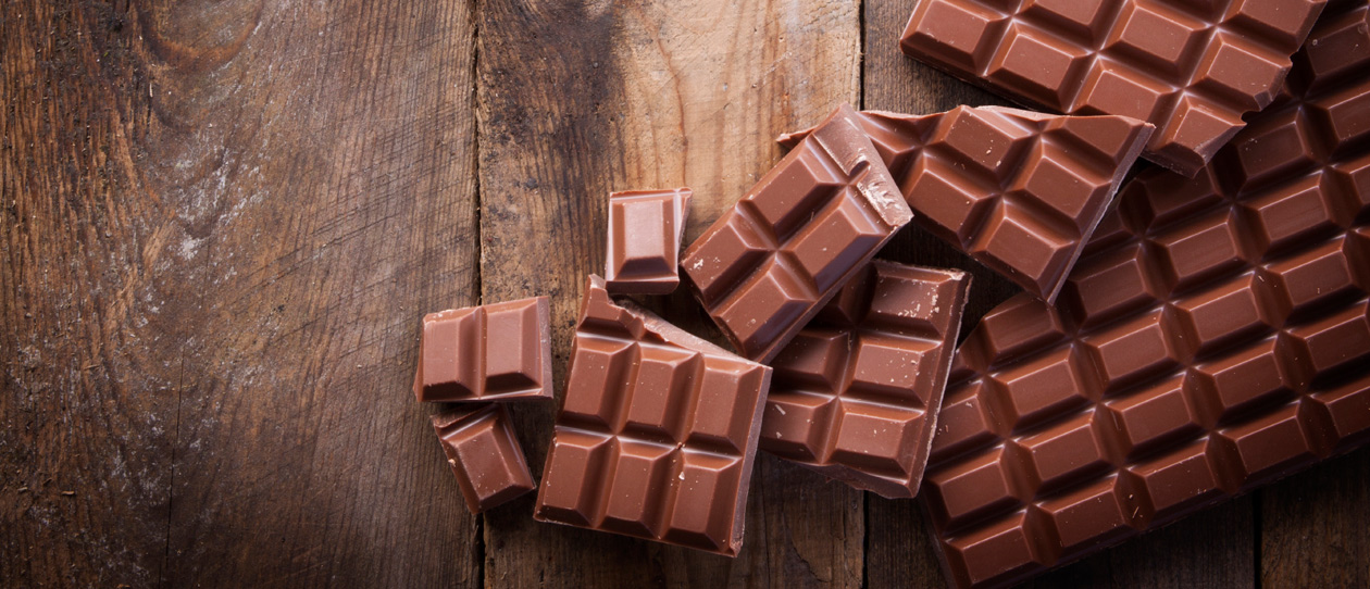This is why you eat chocolate when you're stressed