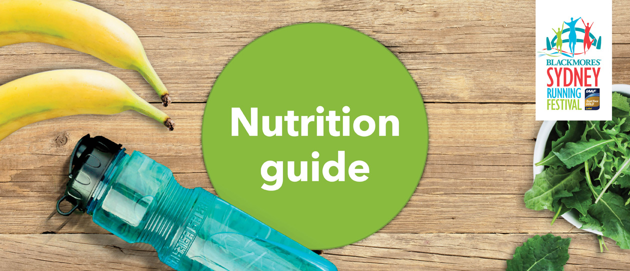 Blackmores Sydney Marathon nutrition guide