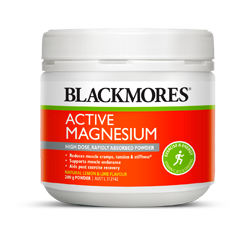 Blackmores Active Magnesium