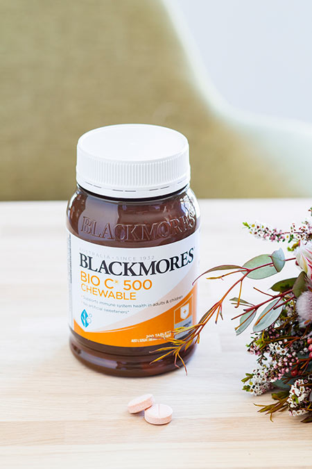 Blackmores Bio C 500 Chewable