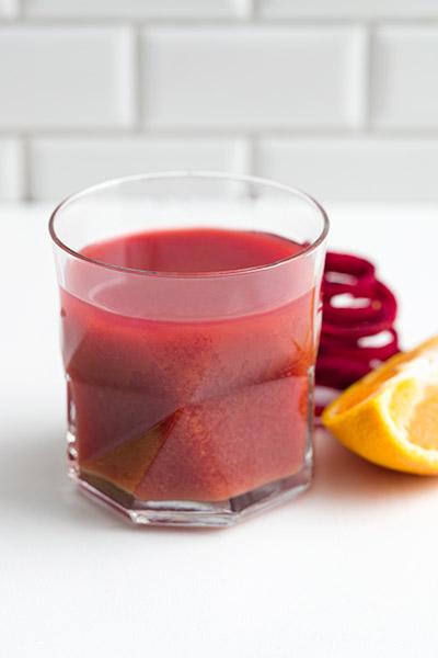 Beetroot boost detox juice