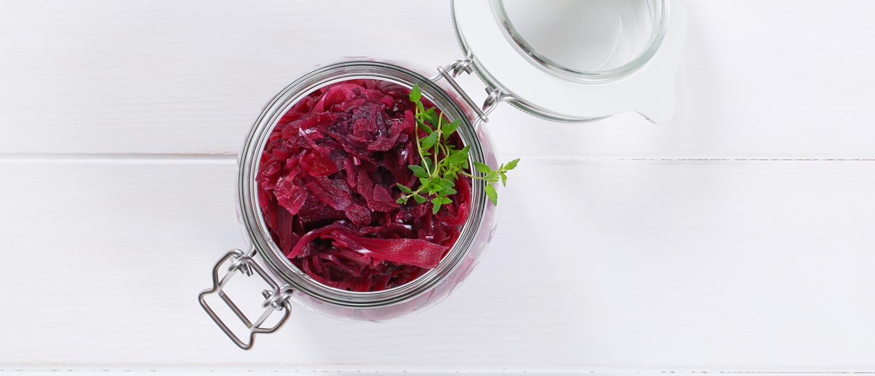 The benefits of fermented foods - sauerkraut | Blackmores