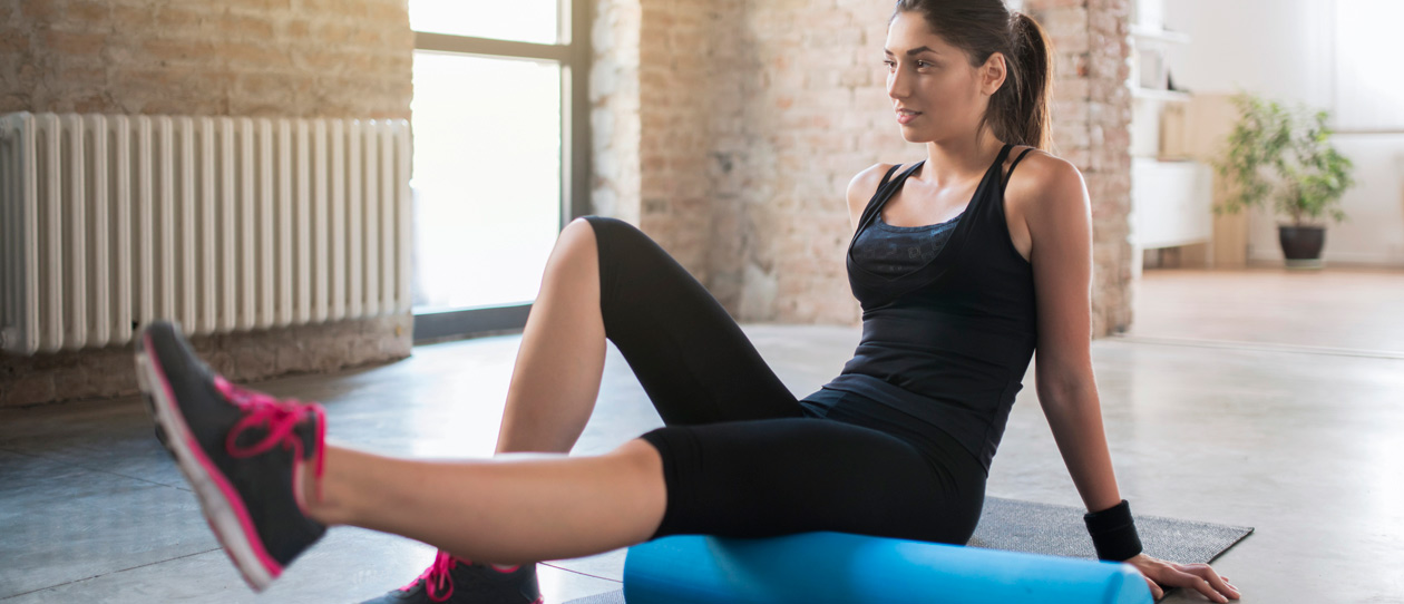 Does foam rolling boost recovery?