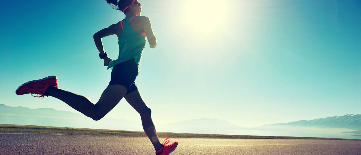How to beat a running slump