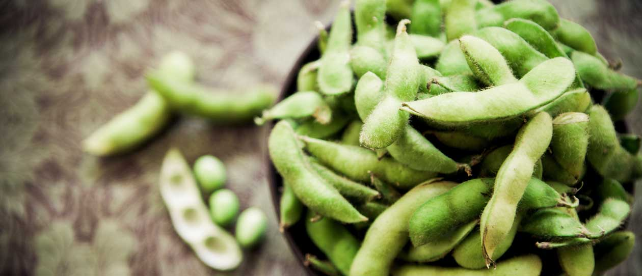 Edamame a source of thiamine (vitamin B1) | Blackmores