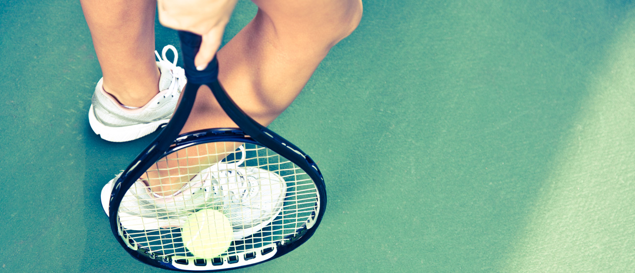 How to stay fit like a tennis pro