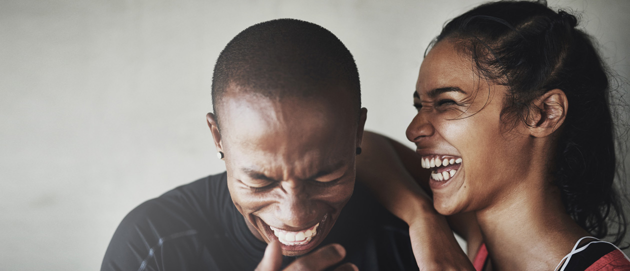 Is laughter the new cardio?