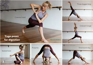 6 yoga poses for digestion - Blackmores