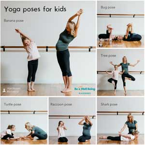 fun  easy yoga poses for kids  animal  land adventures