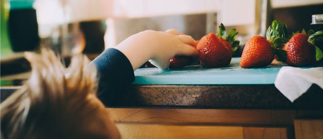 Healthy eating tips for kids