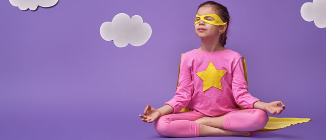 Why yoga is great for kids