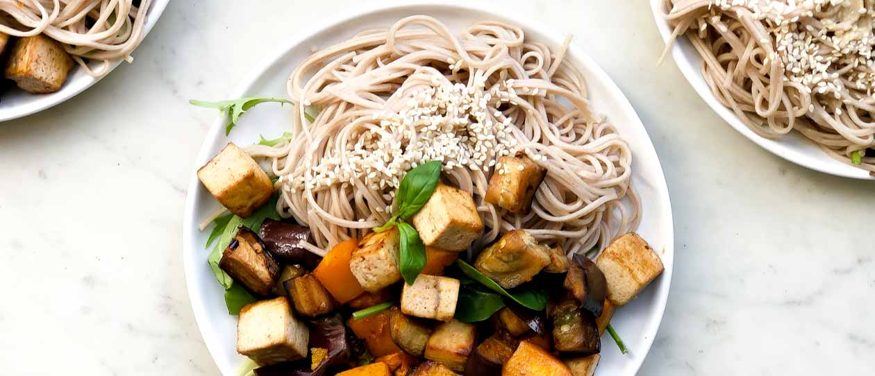 Simple soba bowls | Blackmores