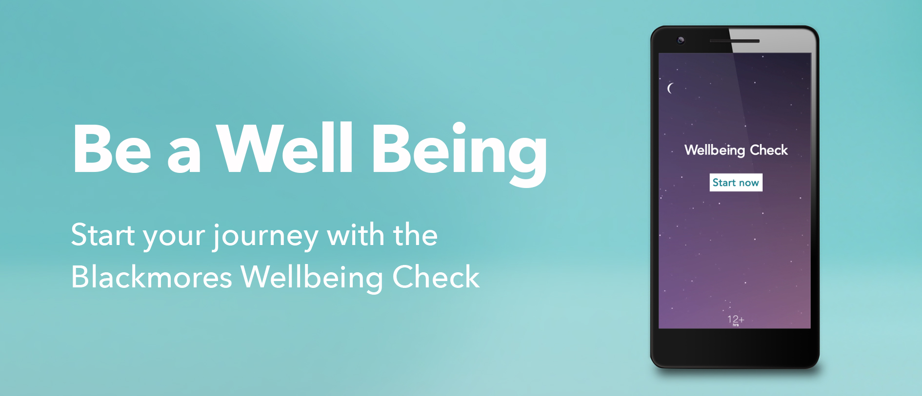 Blackmores Wellbeing Check