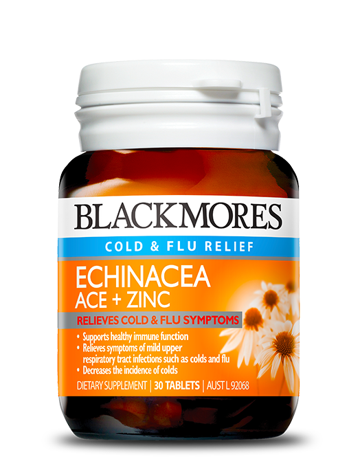 Cold Flu Tablets And Remedies Blackmores