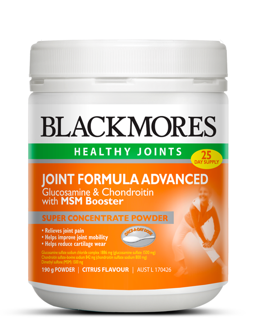 Natural anti inflammatory aid for joints, bones and muscles