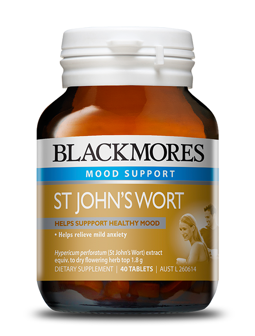 Stress relief & sleep support supplements - Blackmores