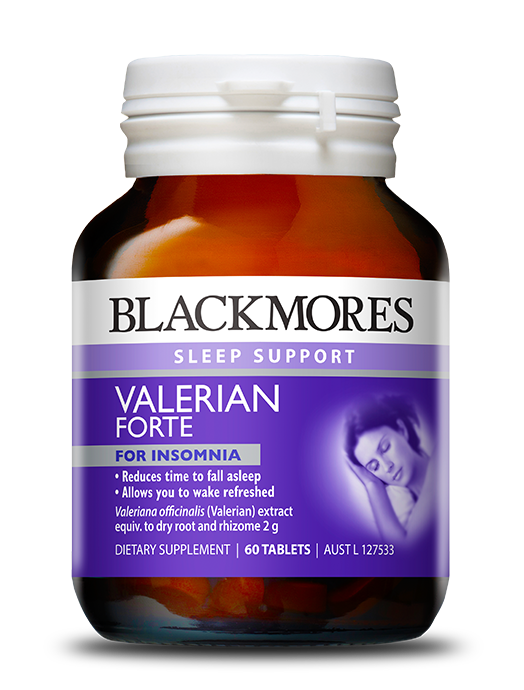Valarian for sleep