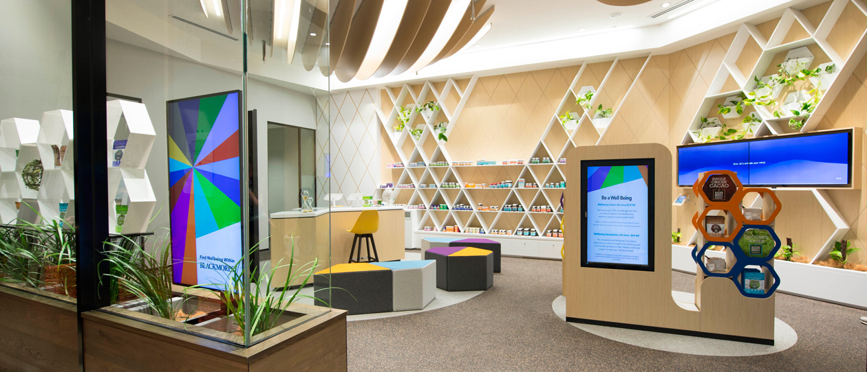 4451b39c7f8 Blackmores brings wellbeing to life with new Bondi Flagship store ...