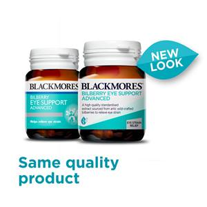 Bilberry Eye Support Advanced - Blackmores
