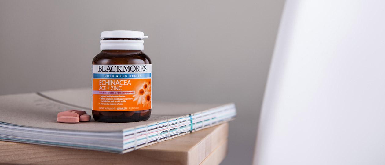 Echinacea Ace Zinc Blackmores