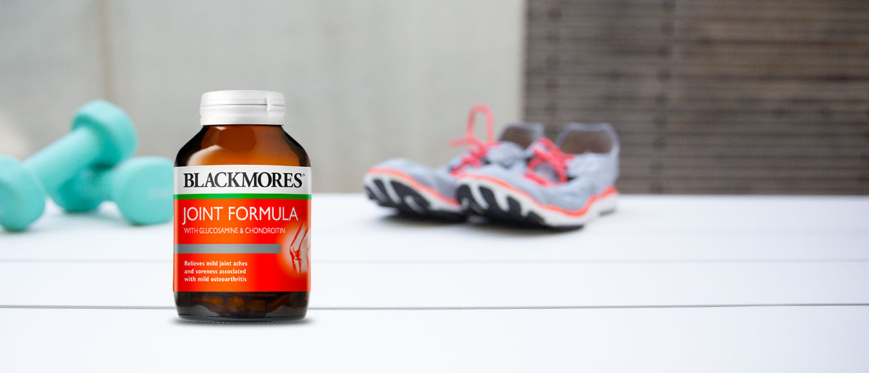 Blackmores Joint Formula with Glucosamine and Chondrotin