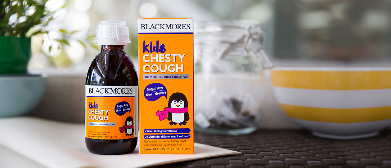 Blackmores Kids Chesty Cough