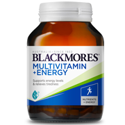 NEW! Multivitamin + Energy
