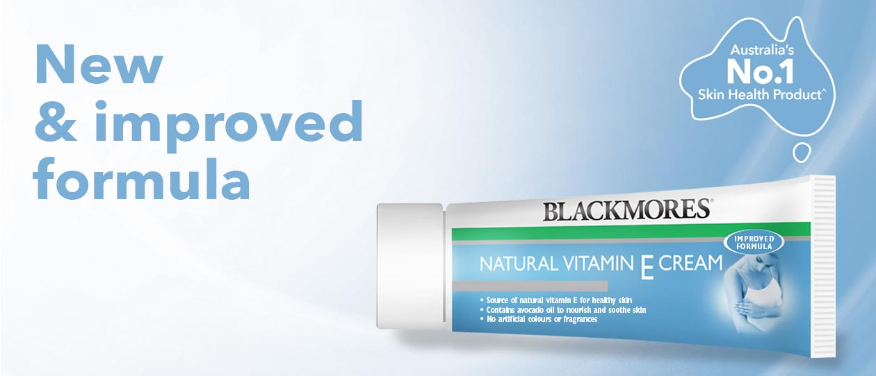 Blackmores Natural Vitamin E Cream Blackmores