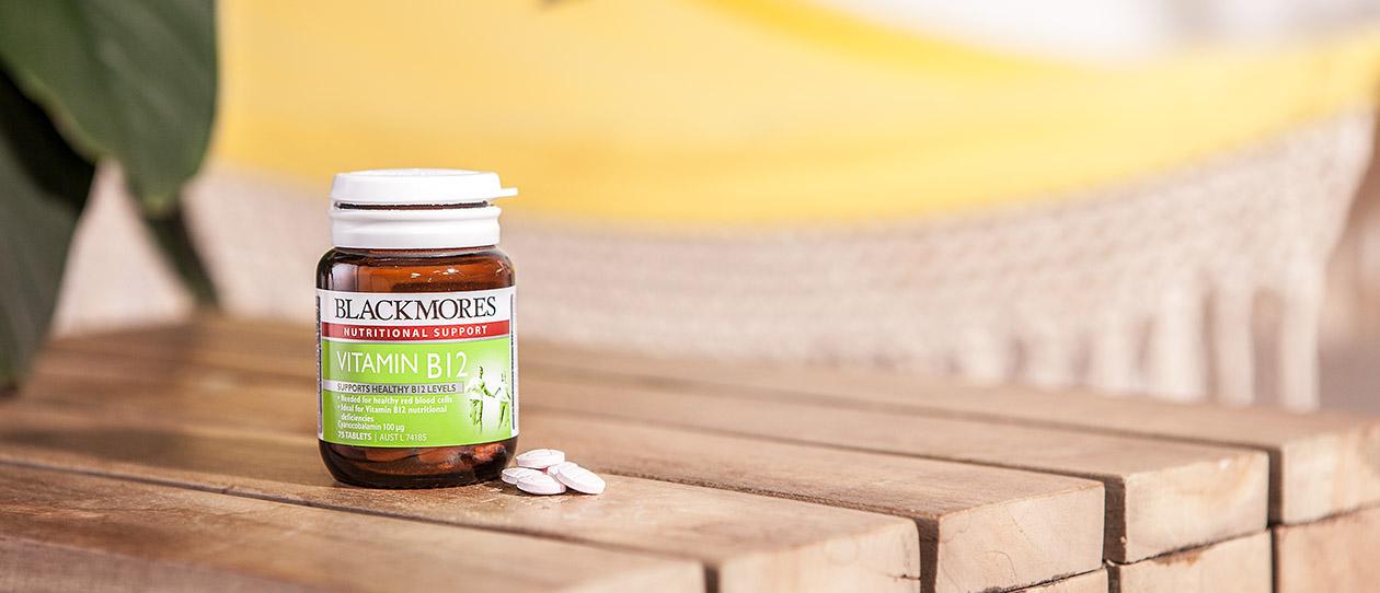 Vitamin B12 - Blackmores