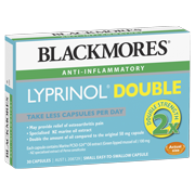 Lyprinol Double Front