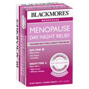 Menopause Day Night Relief Front