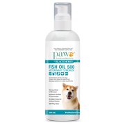PAW Fish Oil 500: Veterinary Strength
