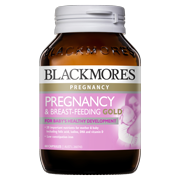 Pregnancy & Breast-Feeding Gold