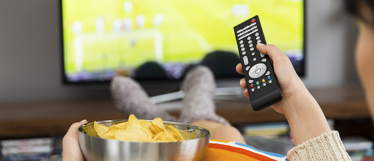 Does tv advertising influence your food choices?