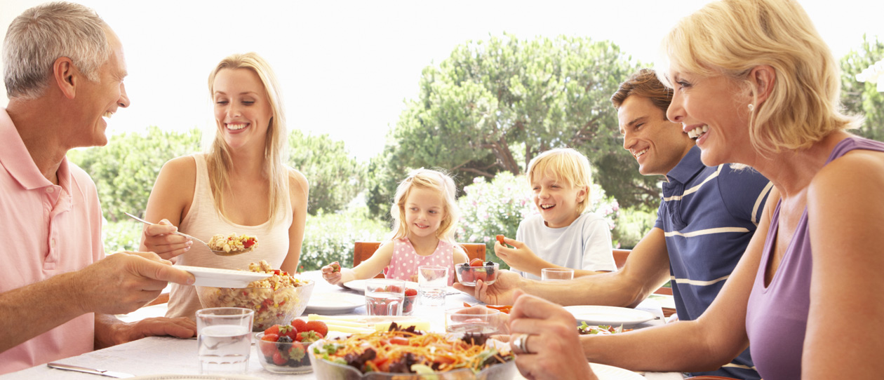 Latest dietary guidelines for families