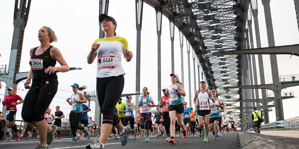 Blackmores Sydney Running Festival Register now