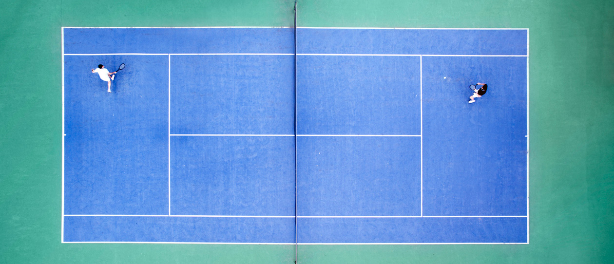 Meet your match: 5 ways to play the game of tennis