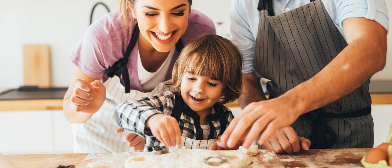 6 easy recipes your kids can help you cook