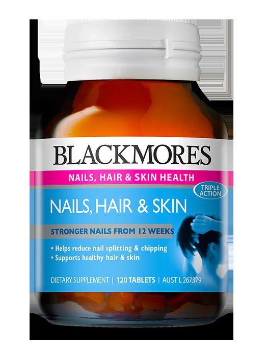Nails Hair and Skin - Blackmores