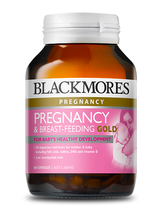 Blackmores pregnancy breast feeding gold blackmores for Best fish oil for pregnancy