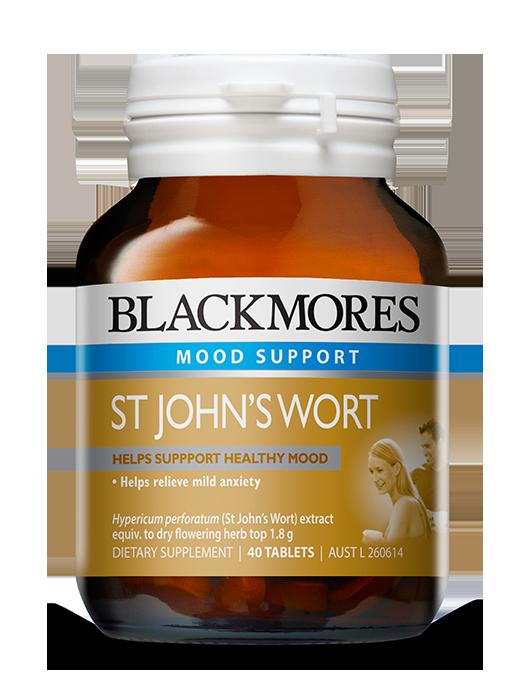 St John's Wort - Blackmores